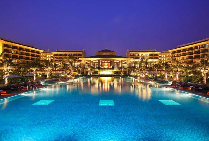 Фото отеля Sheraton Shenzhou Peninsula Resort 5* (Шератон Шенжу Пенинсула Резорт 5*)