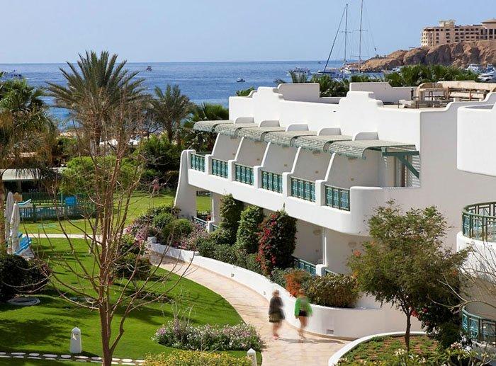Отель Novotel Beach Sharm El Sheikh 5* (Новотель Бич Шарм-эль-Шейх 5*)