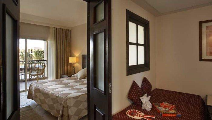 Номер Family Room отеля Jaz Mirabel Park 5* (Джаз Мирабель Парк 5*)
