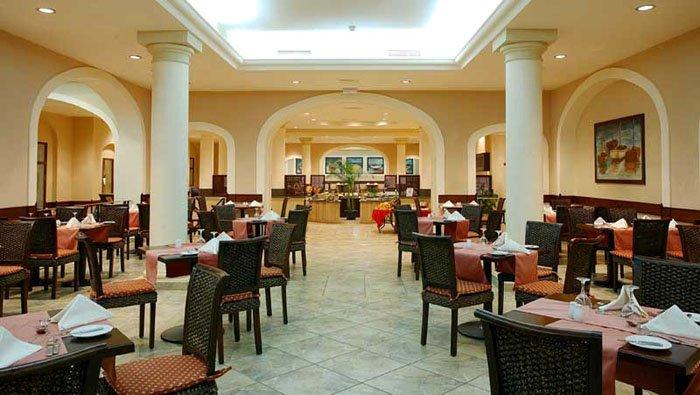 Ресторан отеля Jaz Mirabel Park 5* (Джаз Мирабель Парк 5*)
