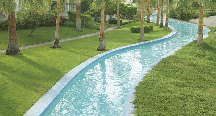 Lazy River отеля Monte Carlo Sharm El Sheikh 5* (Монте Карло Шарм-эль-Шейх 5*)