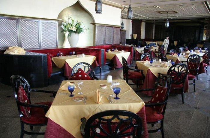 Ресторан отеля Monte Carlo Sharm El Sheikh 5* (Монте Карло Шарм-эль-Шейх 5*)