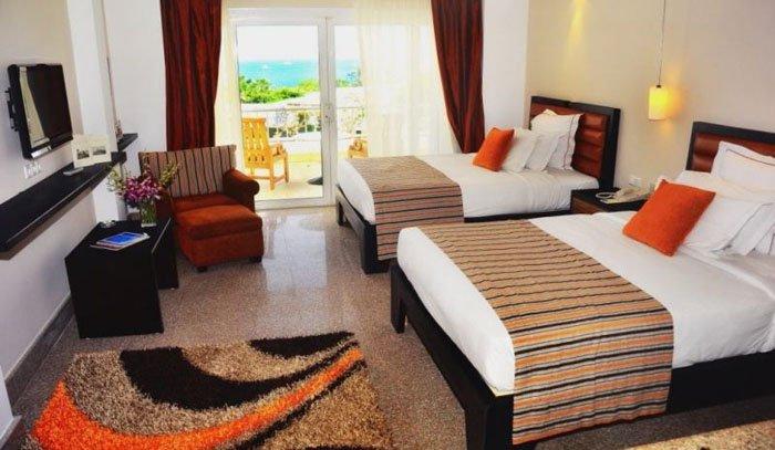 Номер отеля Monte Carlo Sharm El Sheikh 5* (Монте Карло Шарм-эль-Шейх 5*)