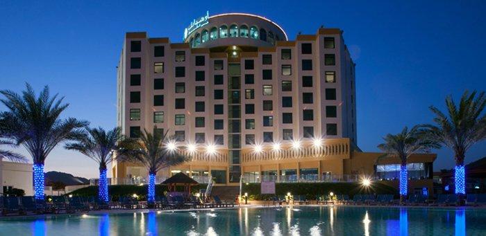 Отель Oceanic Khorfakkan Resort & Spa 4* (Океаник Корфаккан Резорт энд Спа 4*)