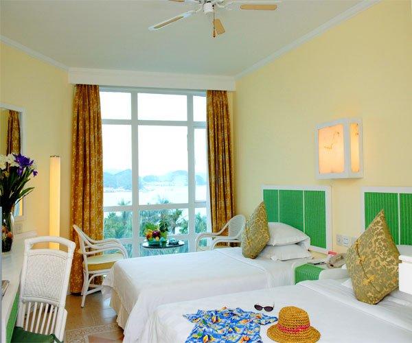 Фото отеля Sunshine Resort Intime Sanya 5* (Саншайн Резорт Интайм Санья 5*)