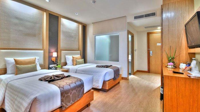Фото отеля The Ashlee Plaza Patong Hotel & Spa 4* (Эшли Плаза Патонг Отель энд Спа 4*)