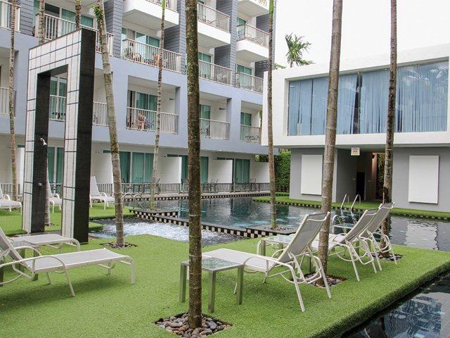 Фото отеля Sugar Marina Resort Fashion Kata Beach 4* (Шугар Марина Резорт Фэшн Ката Бич 4*)