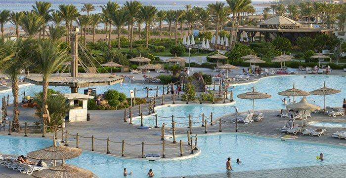 Фото отеля Coral Sea Waterworld 5* (Корал Си Вотерволд 5*)