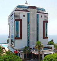 Фото отеля Antalya Hotel 5* (Анталия Отель 5*)