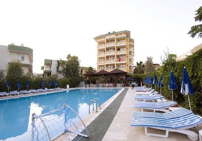 Фото отеля Melisa Garden Hotel 3* (Мелисса Гарден Отель 3*)