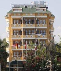 Фото отеля Arisa Garden Beach Hotel 3* (Ариса Гарден Бич Отель 3*)
