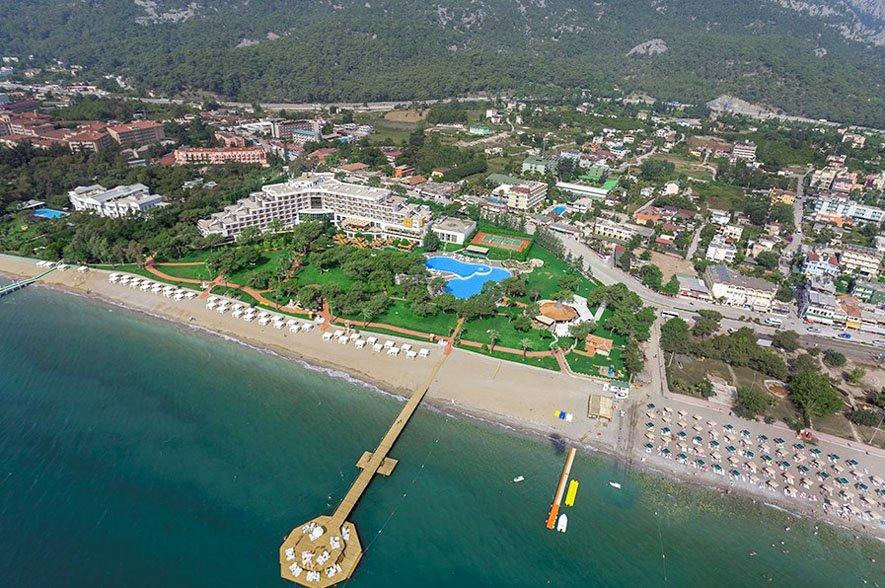 Турция из Запорожья 2018 горящие туры путевки цена отдых в