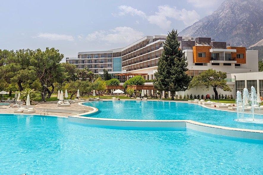 Фото отеля Rixos Beldibi 5* (Риксос Бельдиби 5*)