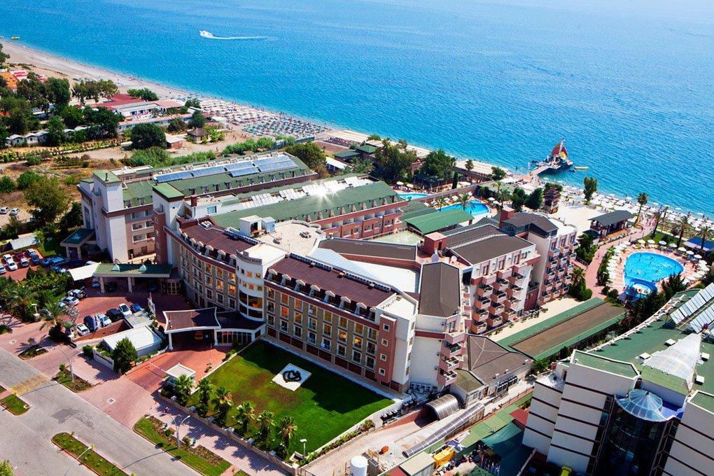 Турция кемер отель роза резорт 5