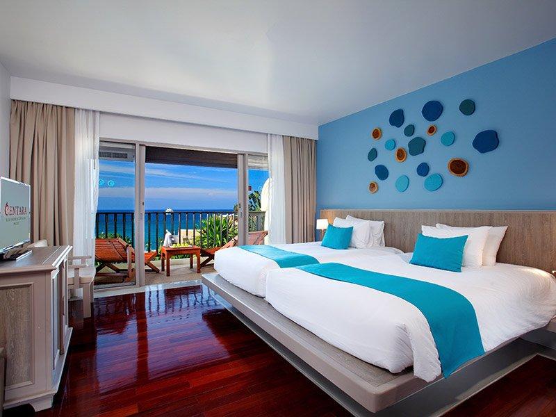 Фото отеля Centara Blue Marine Resort & Spa Phuket 4* (Центара Блю Марин Резорт энд Спа Пхукет 4*)