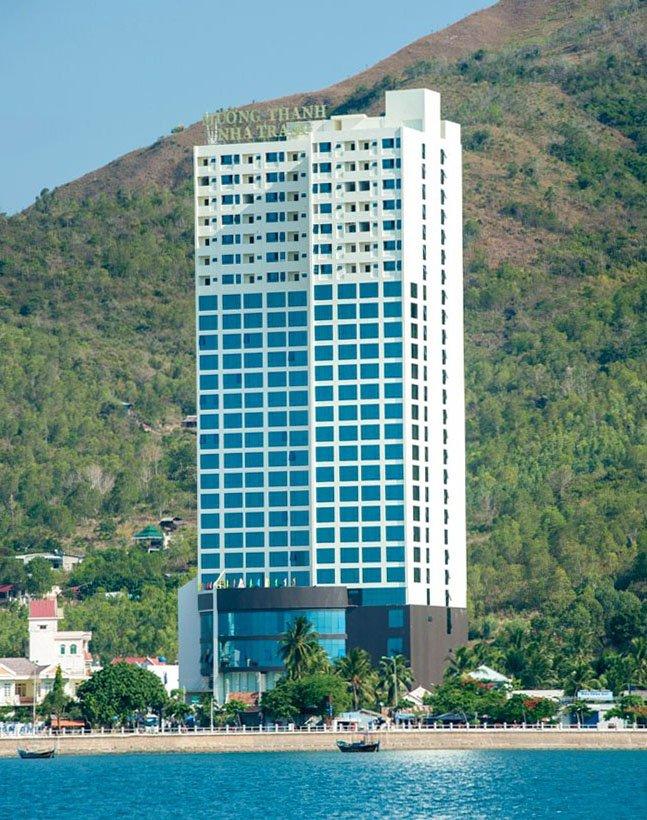 Фото отеля Muong Thanh Grand Nha Trang Hotel 4* (Муонг Тхань Гранд Нячанг Отель 4*)
