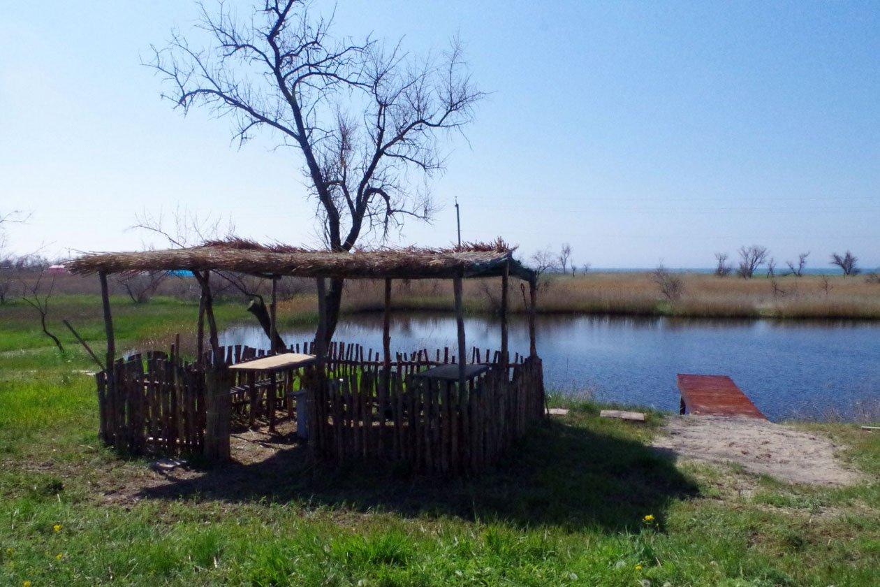 Фото комплекса отдыха «Актея» (Сычавка/Коблево)