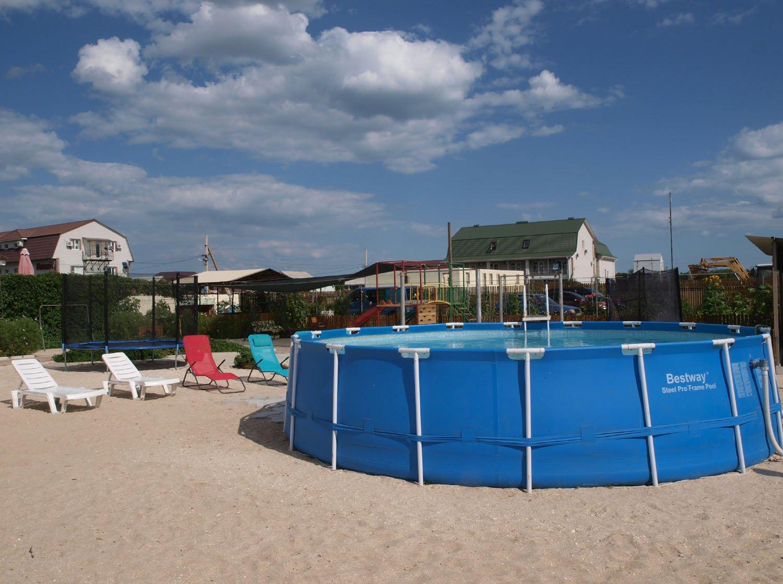 Фото базы отдыха «Амира» (Кирилловка, Азовское море, Украина)
