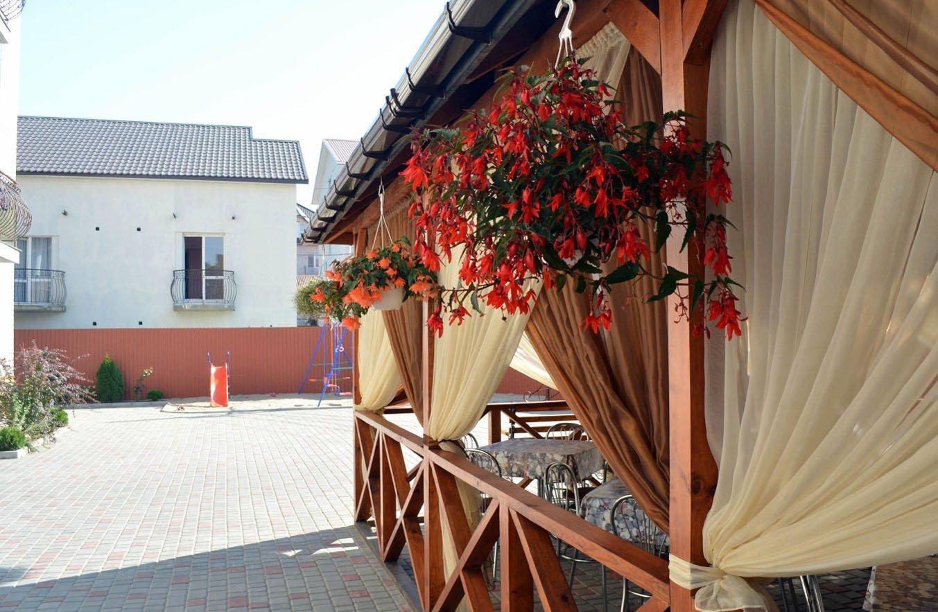 Фото пансионата «Аладдин» (Железный порт, Украина)