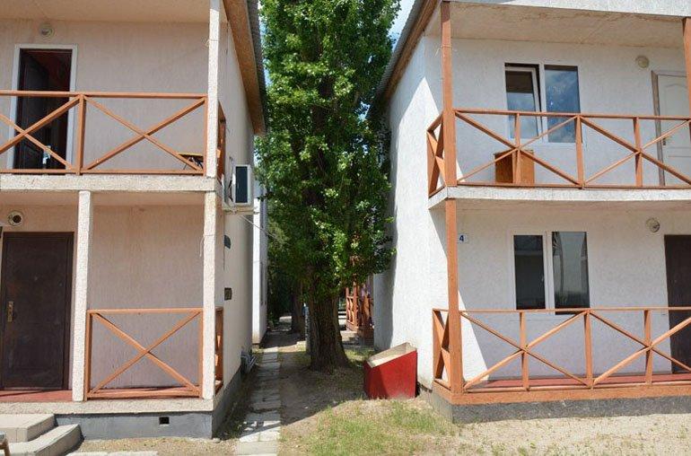 Фото комплекса «Лазурный» (Коблево, Украина)