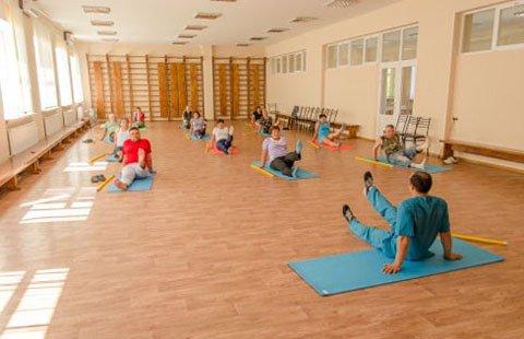 Фото санатория «Арктика» (Бердянск, Украина)