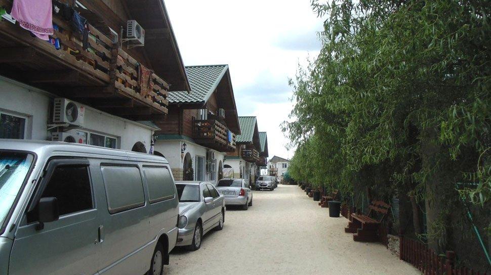 Фото базы отдыха «Перлина Карпат» (Кирилловка, Украина)