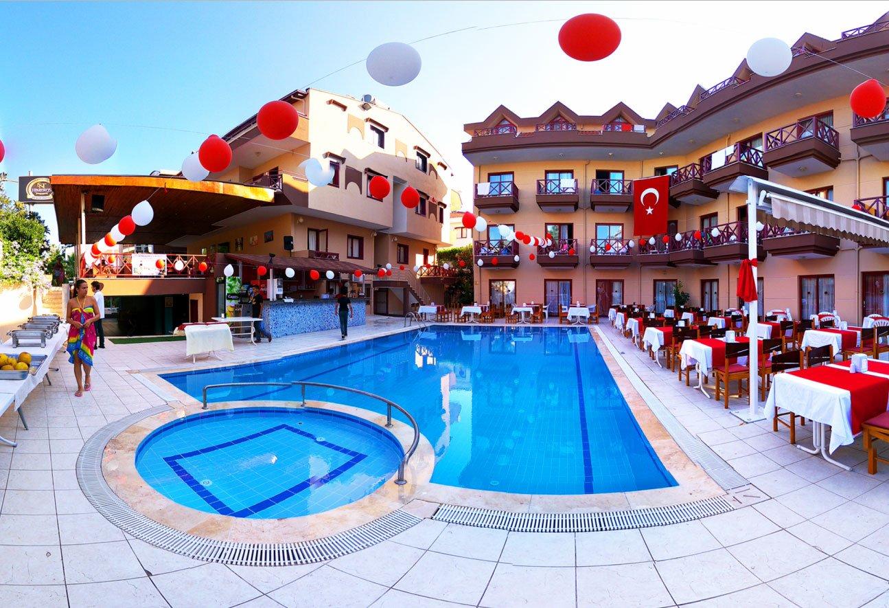 Фото отеля Himeros Beach Hotel 4* (Химерос Бич Отель 4*)