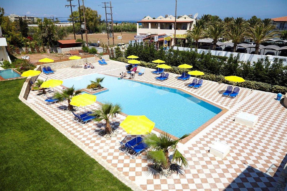 Фото отеля Smartline Rethymno Residence 4* (Смартлайн Ретимно Резиденс 4*)