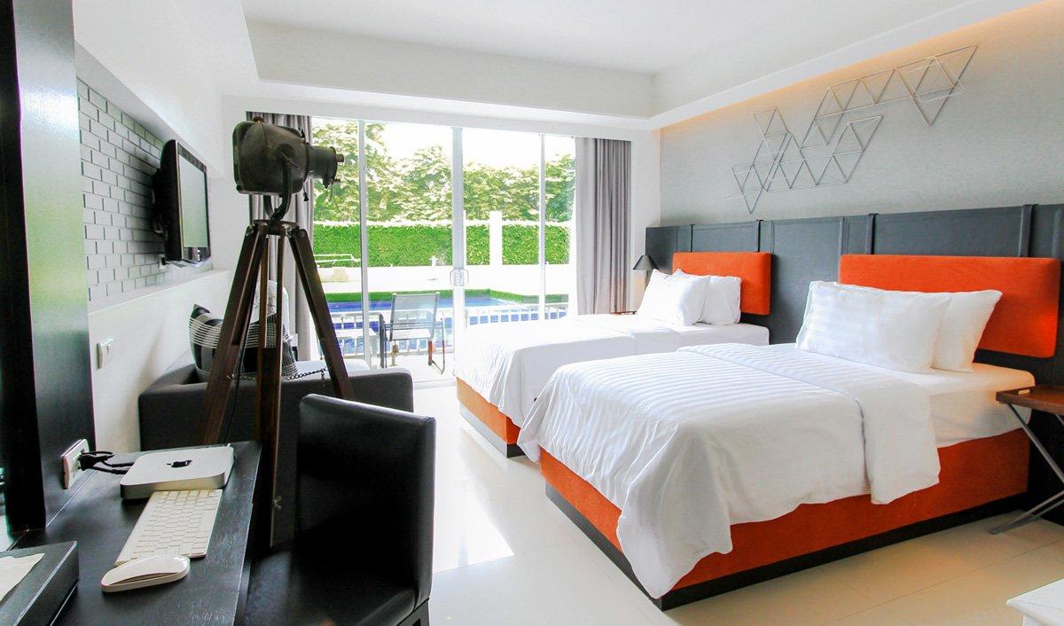 Фото отеля Sugar Marina Resort Art Karon Beach 3* (Шугар Марина Резорт Арт Карон Бич 3*)