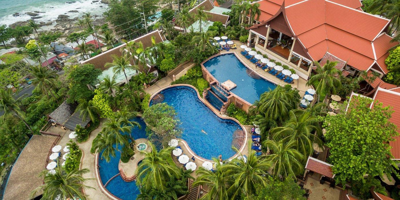 Фото отеля Novotel Phuket Resort 4* (Новотель Пхукет Резорт 4*)