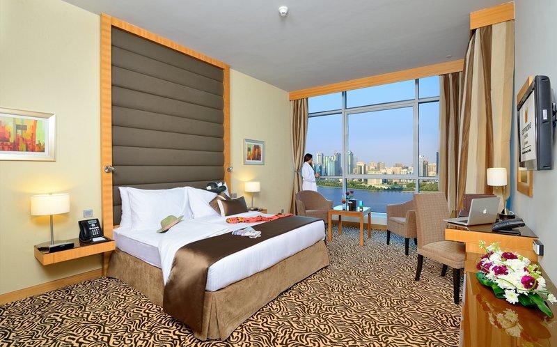 Фото отеля Copthorne Hotel Sharjah 4* (Копторн Отель Шарджа 4*)