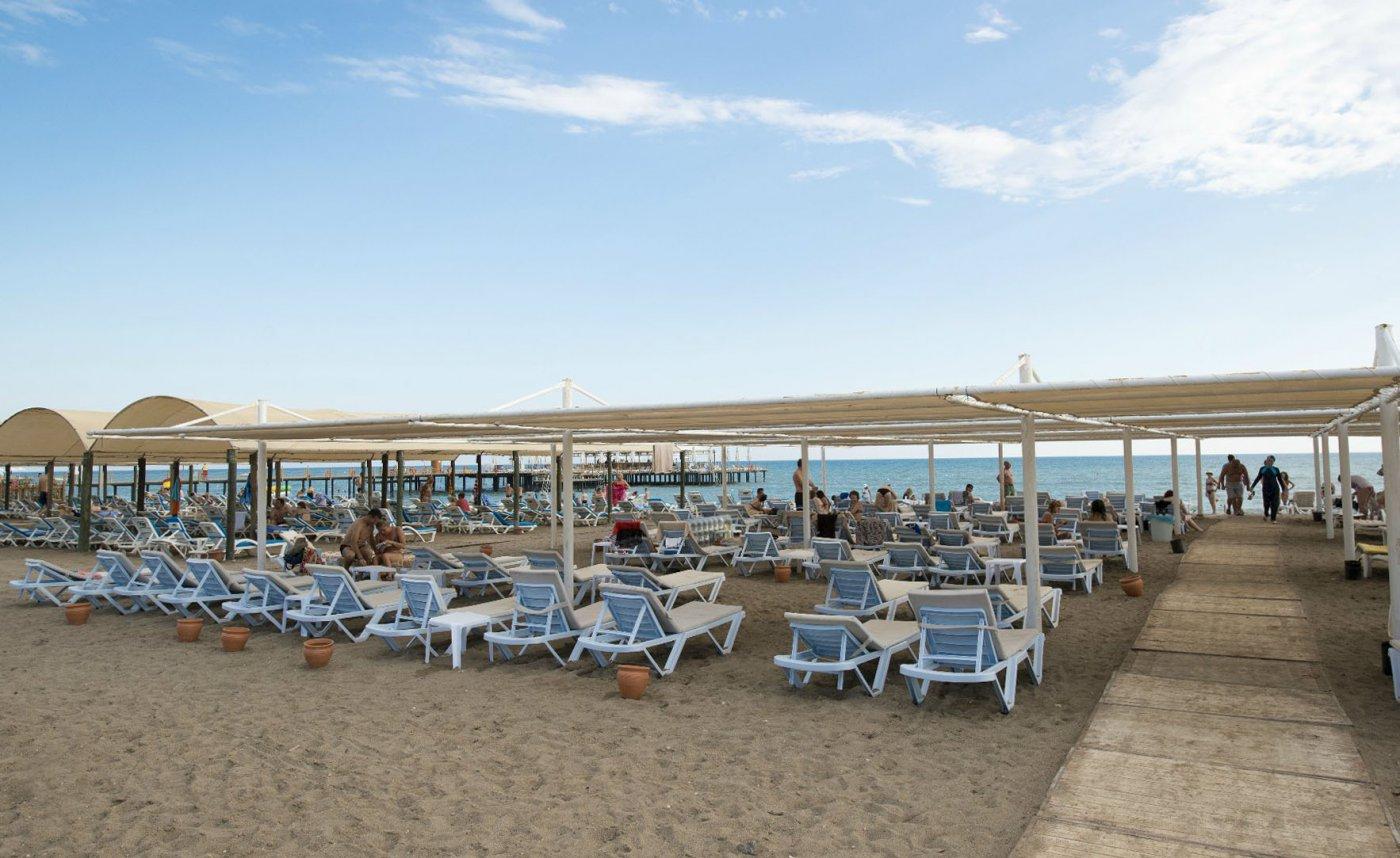 Турция цезарь фото пляжей