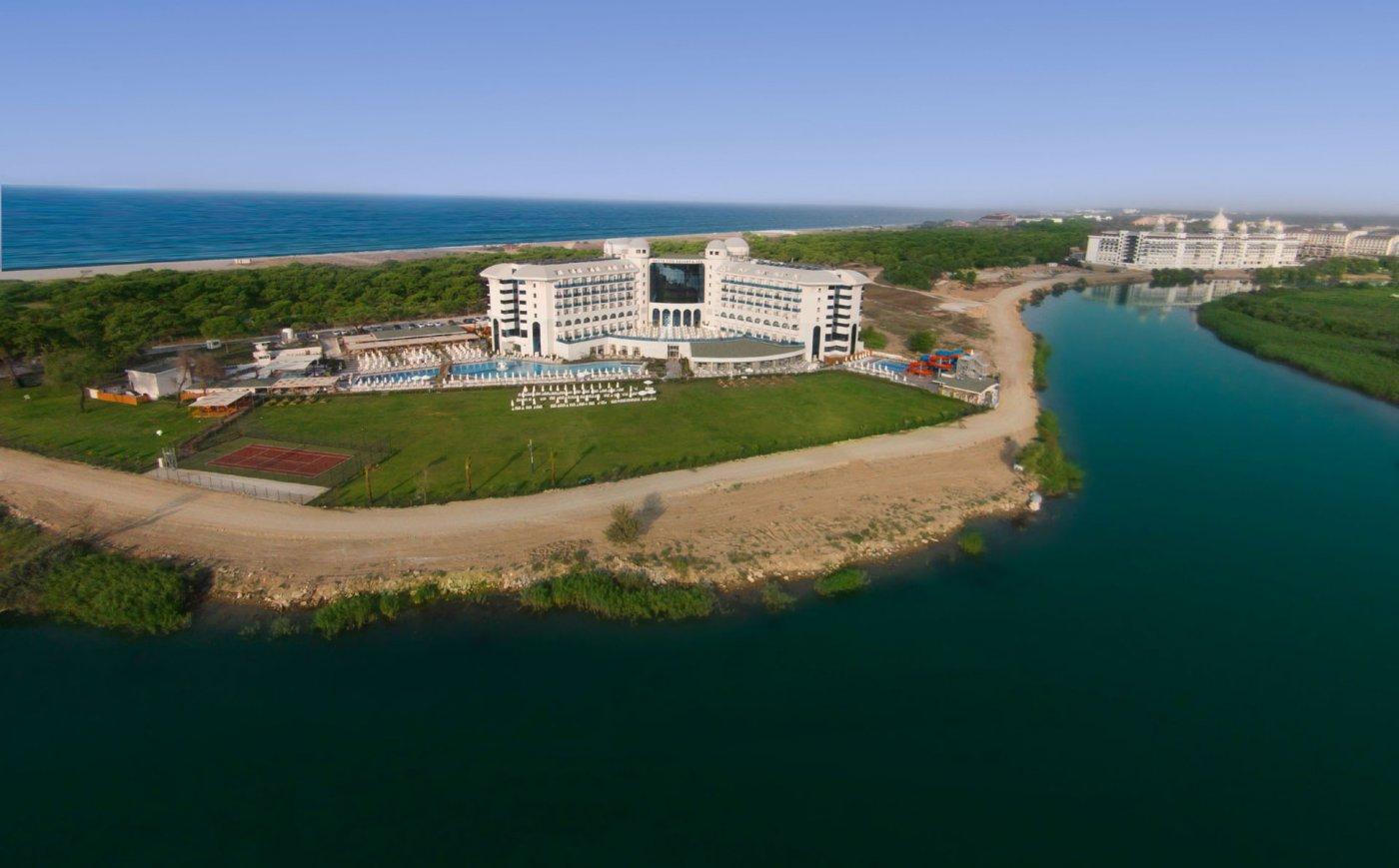 Фото отеля Water Side Resort & Spa 5* (Ватер Сиде Резорт энд Спа 5*)