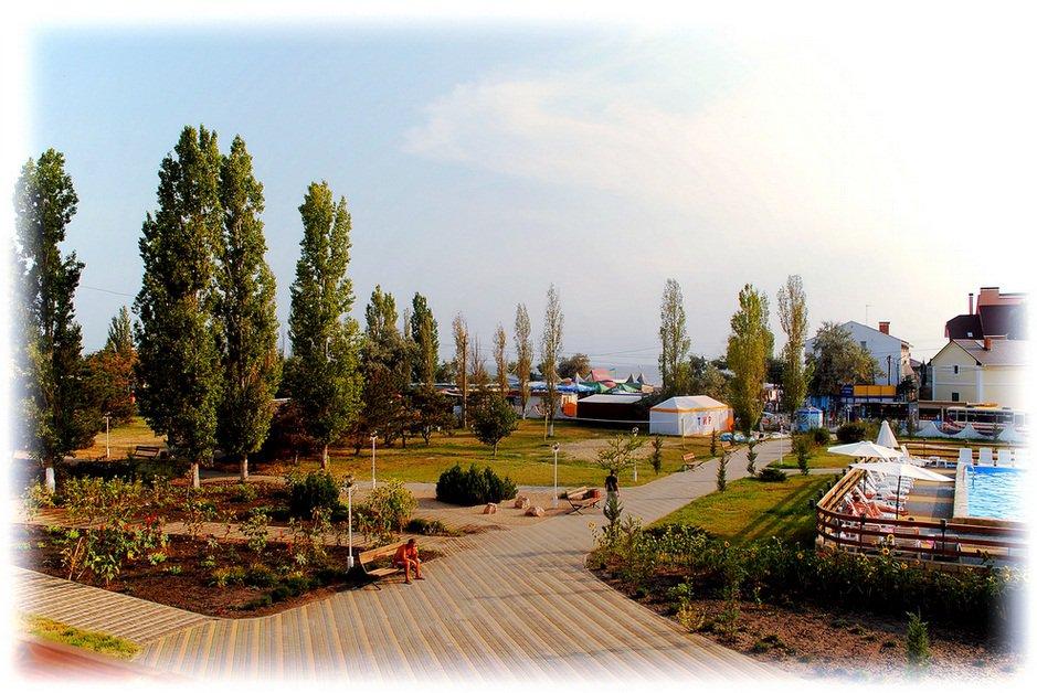 Фото пансионата «Надежда» (Коблево, Украина)