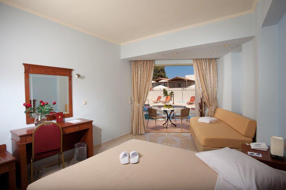 Фото отеля Agelia Beach Hotel 4* (Агелия Бич Отель 4*)