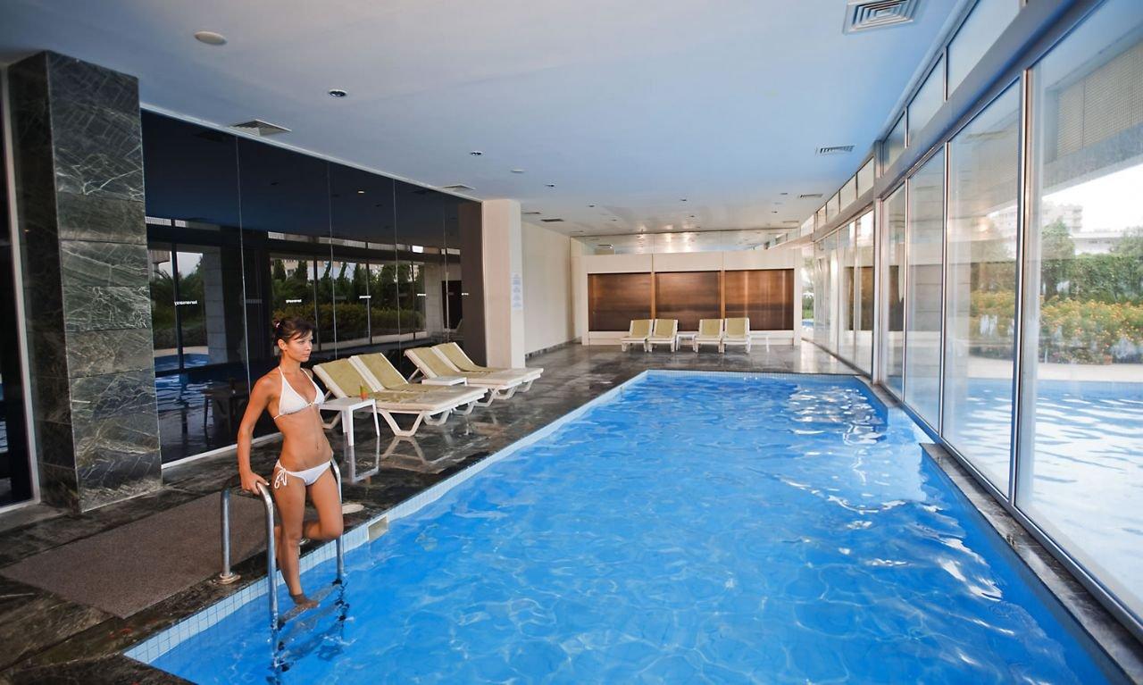 Фото отеля Kervansaray Kundu Beach Hotel 5* (Кервансарай Кунду Бич Отель 5*)