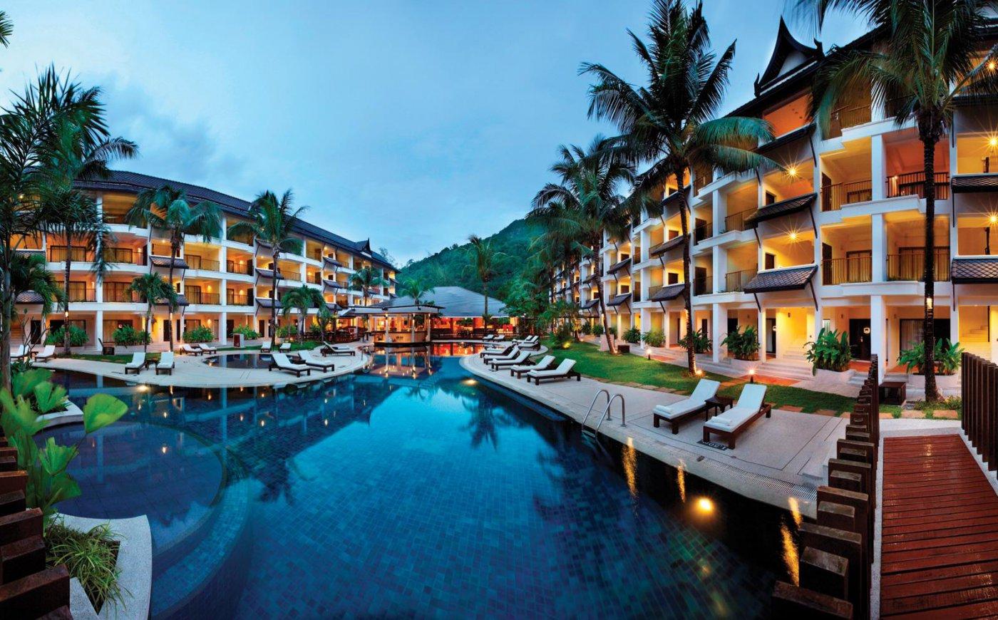 Фото отеля Swissotel Resort Phuket Kamala Beach 4* (Свиссотель Резорт Пхукет Камала Бич 4*)