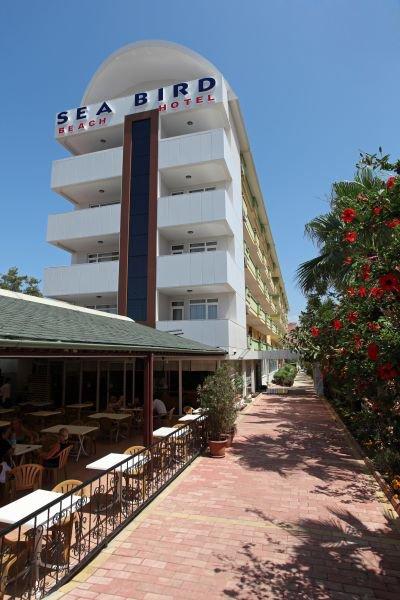 Фото отеля Sea Bird Beach Hotel 4* (Си Берд Бич Отель 4*)
