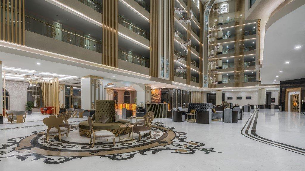 Фото отеля Haydarpasha Palace 5* (Хайдарпаша Палас 5*)