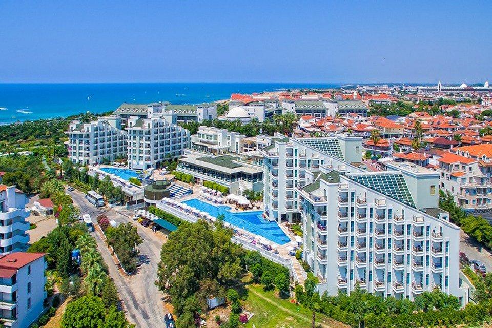 Панорама отеля Royal Atlantis Spa Resort 5* (Роял Атлантис Спа Резорт 5*)