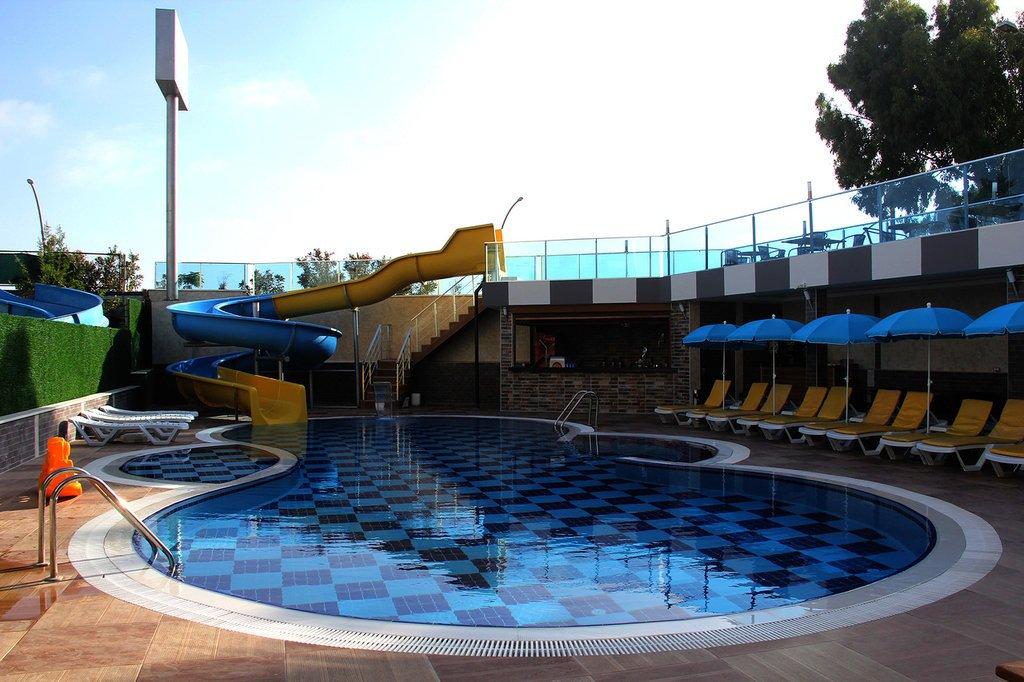Бассейн отеля Angel Beach Hotel 4* (Ангел Бич Отель 4*)