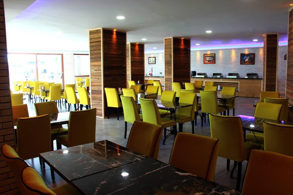 Ресторан отеля Angel Beach Hotel 4* (Ангел Бич Отель 4*)