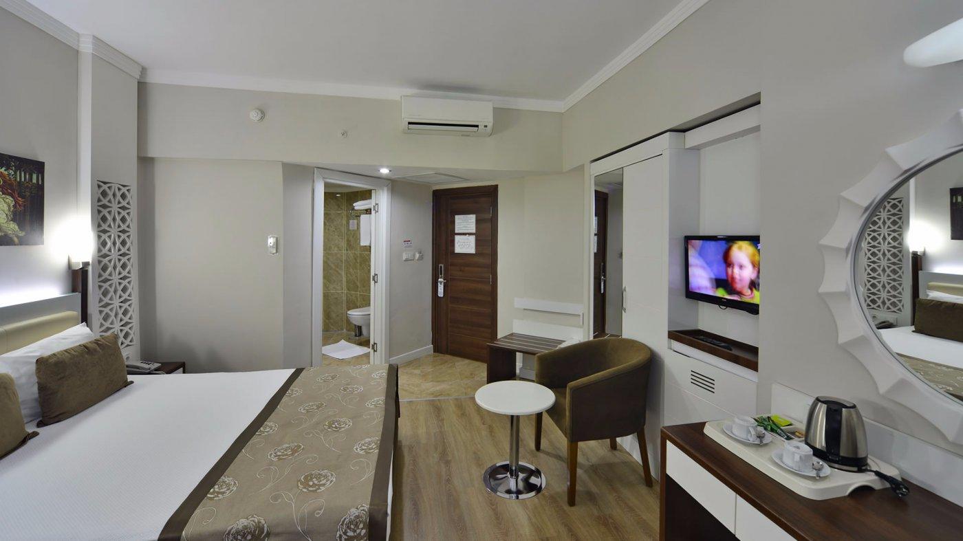 Номер Standard Room отеля Linda Resort Hotel 5* (Линда Резорт Отель 5*)