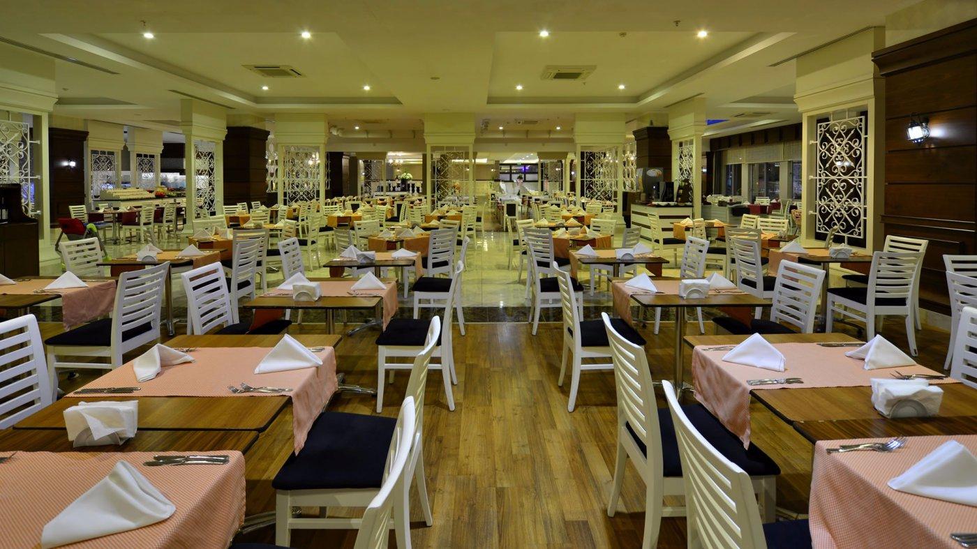 Ресторан отеля Linda Resort Hotel 5* (Линда Резорт Отель 5*)