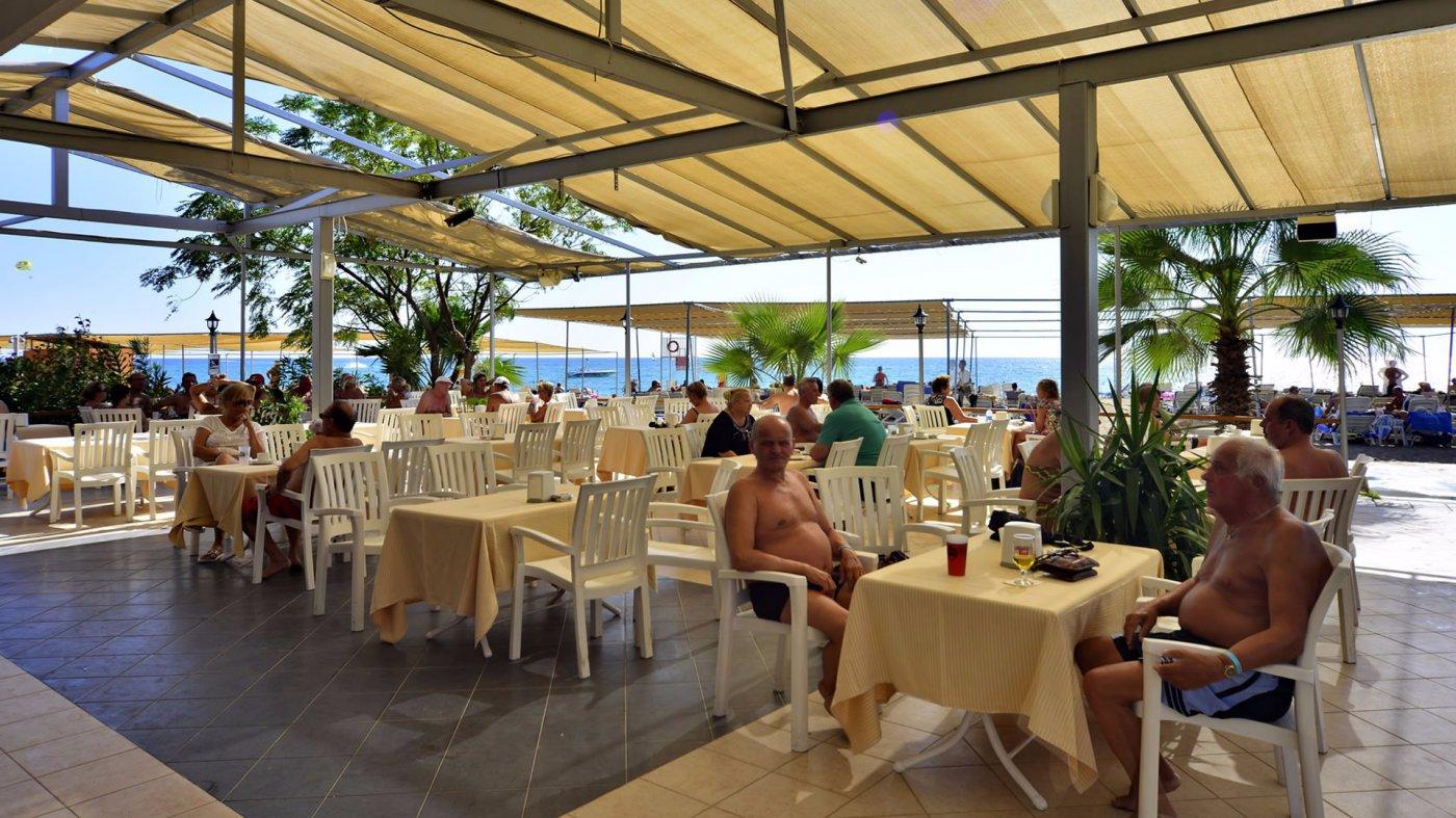 Бар отеля Linda Resort Hotel 5* (Линда Резорт Отель 5*)