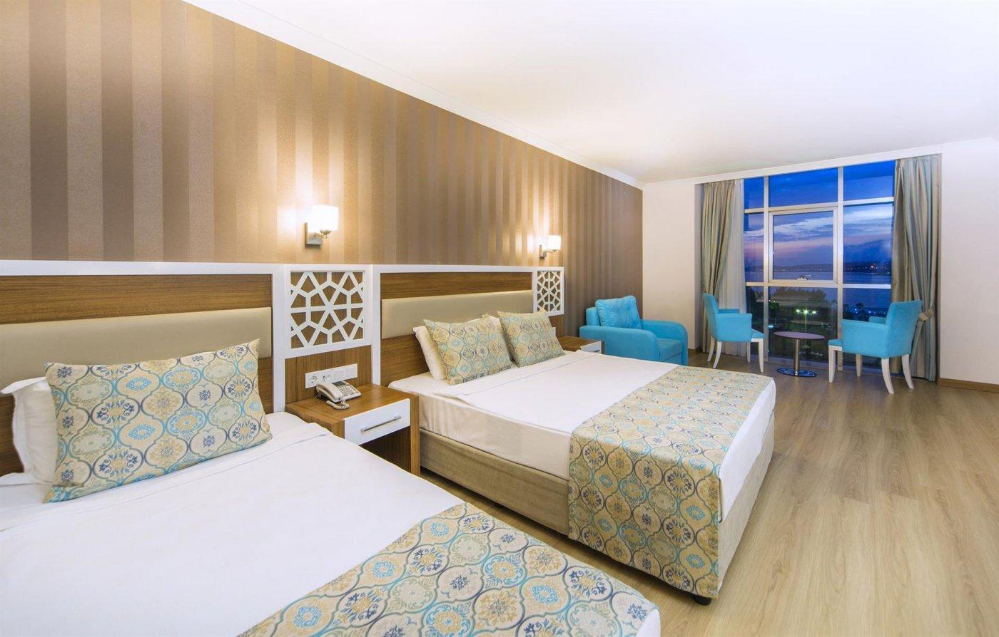 Номер Standard Room отеля отеля Lonicera Resort & Spa 5* (Лонисера Резорт энд Спа 5*)