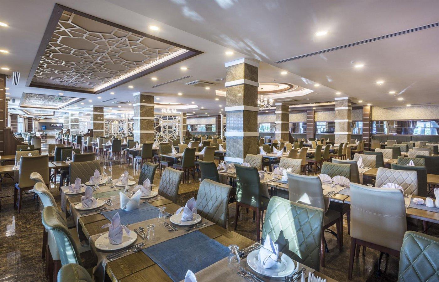 Ресторан Lonicera Resort & Spa 5* (Лонисера Резорт энд Спа 5*)