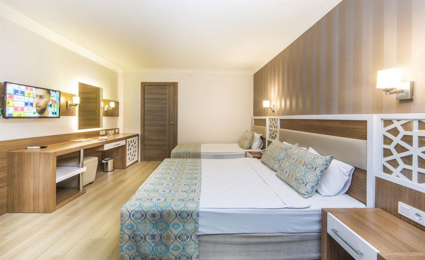 Номер Standard Room отеля Lonicera Resort & Spa 5* (Лонисера Резорт энд Спа 5*)