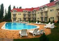 Отель «Дельфин» (Коблево, Украина)